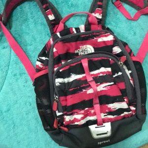 The Northface mini backpack
